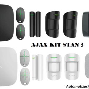 AJAX ALARM STAN3