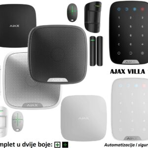 AJAX ALARM VILLA1
